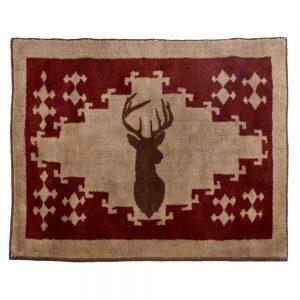 Deer Rug BL1803-TT-OC
