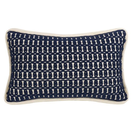 Monterrey Knotted Blue Pillow FB3970P5