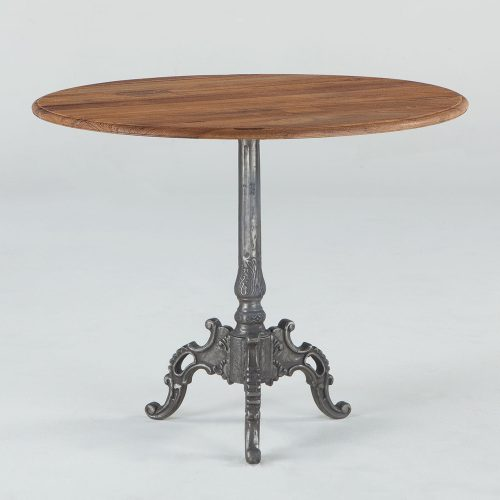 New Vintage French Round Dining Table