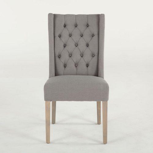 New Oxford Warm Gray Dining Chair G206-LARA-OWG-N