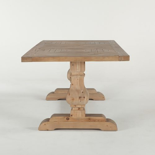 New Grange Rustique Dining Table GGR-DT94OP