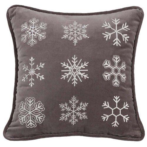 Whistler Snow Flake Pillow LG1895P1