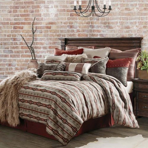 4 PC Silverado Bedding Set WS1618-SK-OC