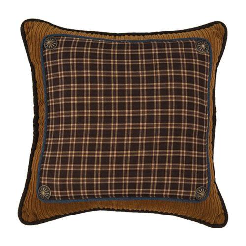 Ocala Rustic Concho Pillow WS3008P3