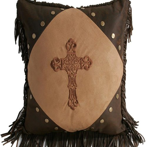 Crosses Accent Pillow WS3182P5