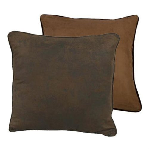 Brand Reversible Faux Euro Pillow WS3185ES-OS-DT