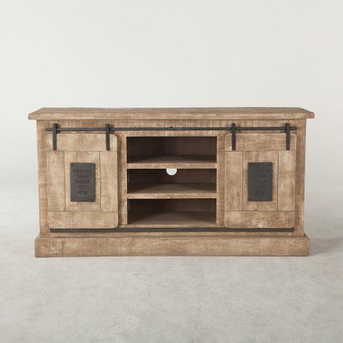 "Plasma Cabinet 64"" Antique Oak FST-PC64AO"