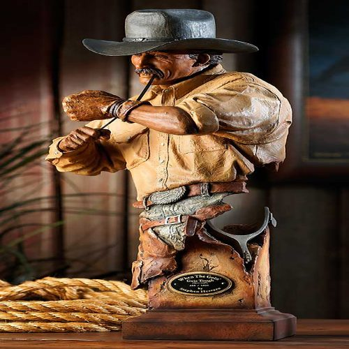 Goin' Gets Tough-Cowboy Sculpture 6567869582