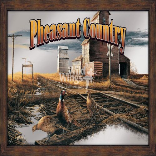 Pheasant Country Framed Mirror 5386493020