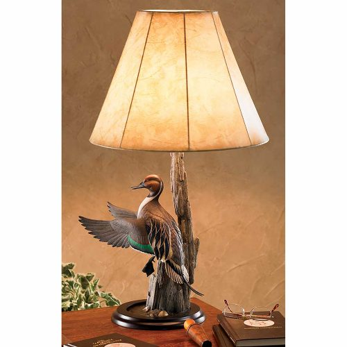 Flying Pintail Duck Table Lamp 6538406102