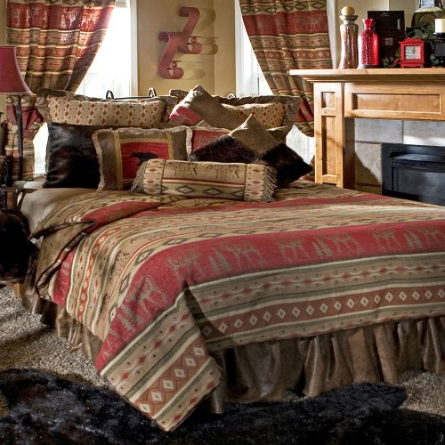Adirondack Wildlife Bedding Set