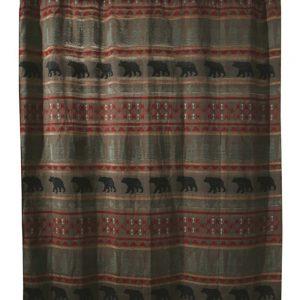Bear Country Shower Curtain JB4006