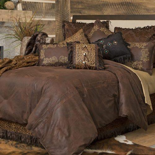 Gold Rush Bedding Set