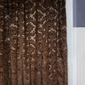 Gold Rush Shower Curtain JB1718