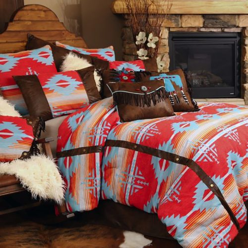 Red Branch Bedding Set