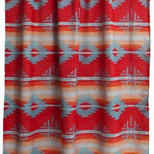 Red Branch Shower Curtain JB6530