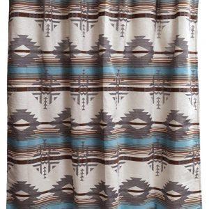 Badlands Shower Curtain JB6547