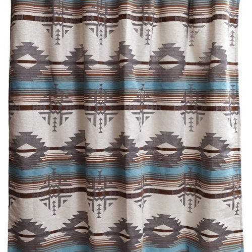 Badlands Shower Curtain JB6547