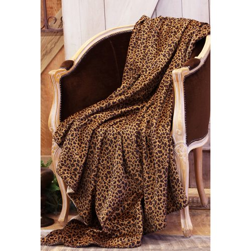 Leopard blanket Throw JT700