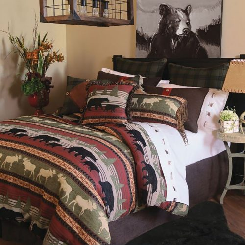 Bear Lodge Comforter