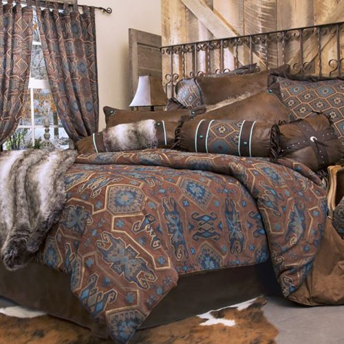 Saguaro Desert Bedding Set