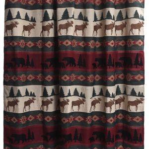 Takoma Shower Curtain JB6523