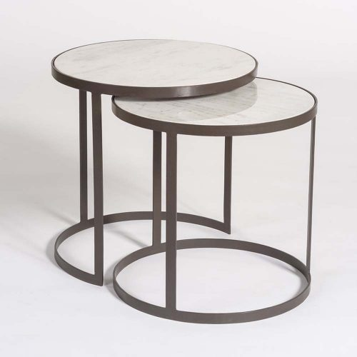 Beverley Nesting Tables AT9217-SM/MC