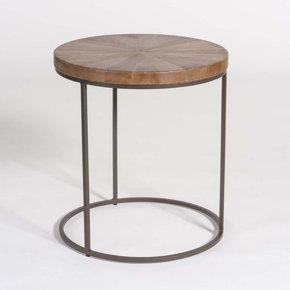 Kingston Accent Table At9218 Bda Mc Mango Wood