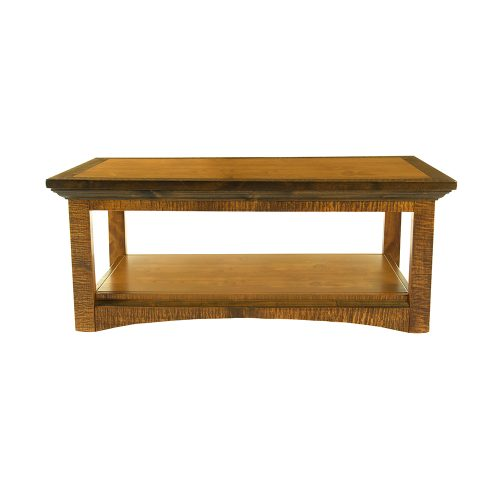 Chesapeake Reclaimed Barn Wood Coffee Table 47215