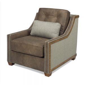 Bronson Reclaimed Barn Wood Cosmopolitan Chair 600250-C