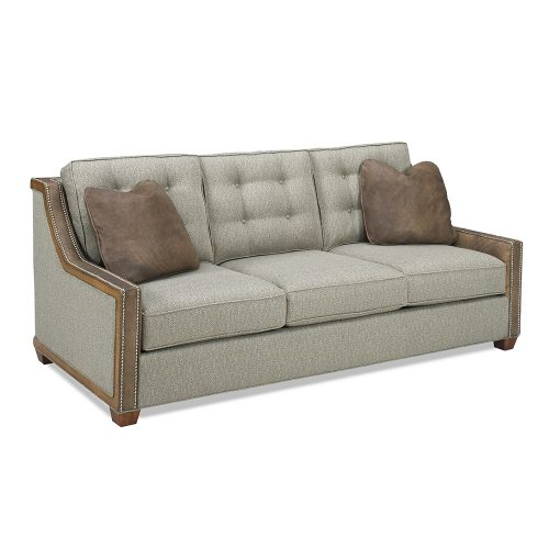 Bronson Reclaimed Barn Wood Cosmopolitan Sofa 600250-SF