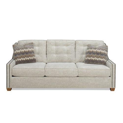 Cosmopolitan Reclaimed Barn Wood Sofa-Pumice 600250-SF