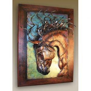 Horse Frame D-H2