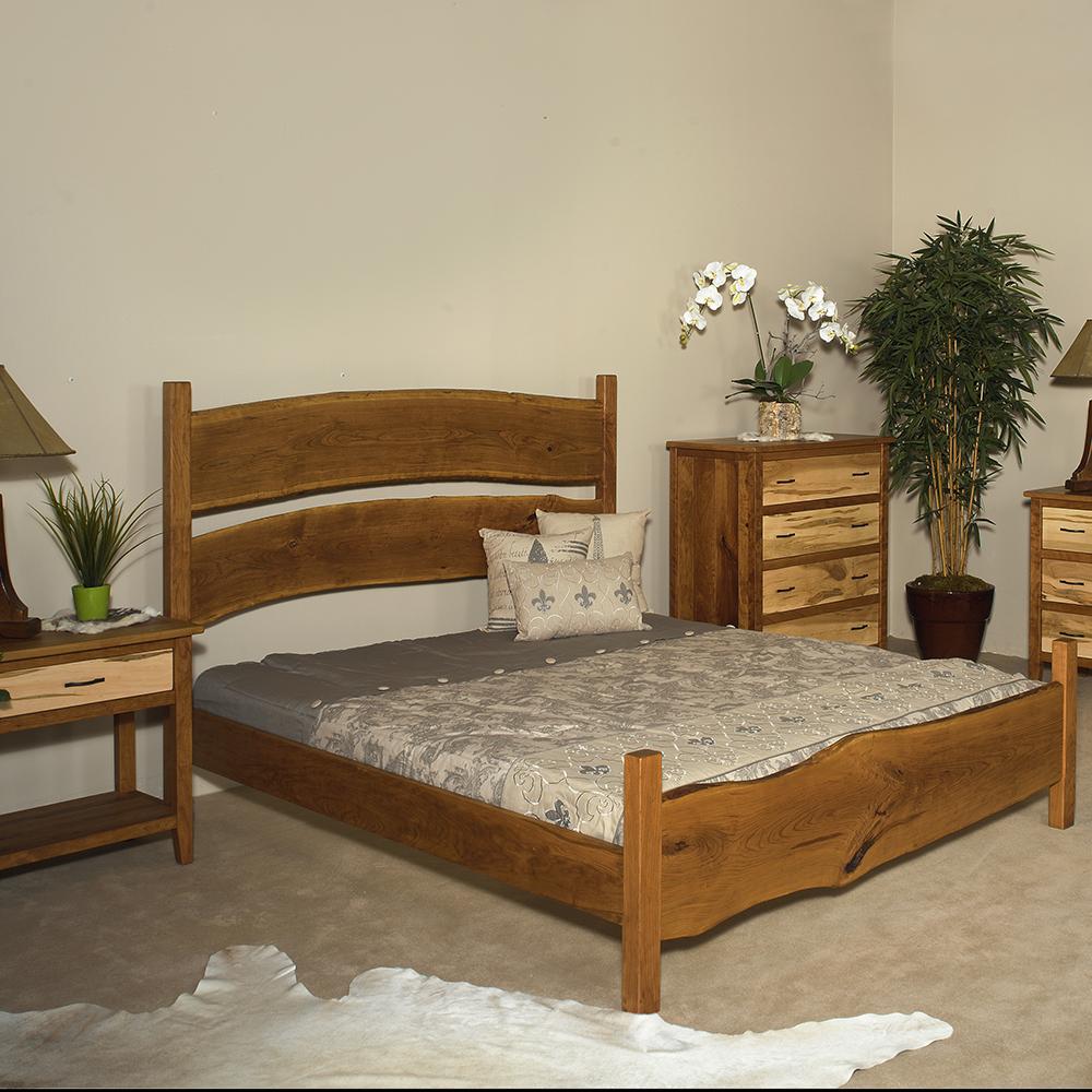 Denver Cherry Freeform Bed GG FF