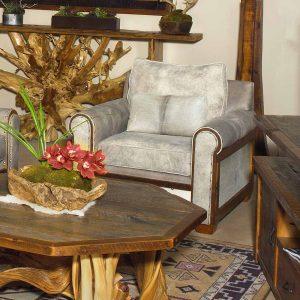 Brindle Remington Open Designer Chair 6571410-C