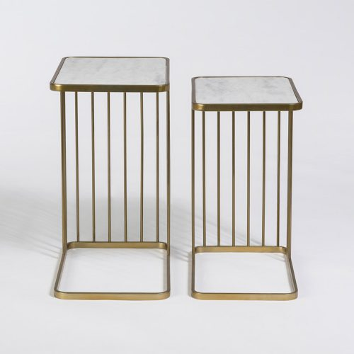 Retro Nesting Tables AT9225-CM/ABF