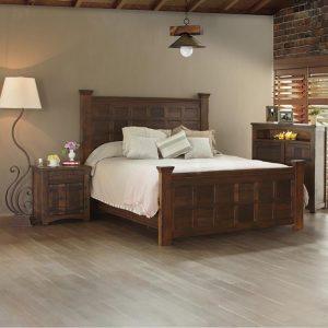 Mezcal Urban Rustic Bedroom Collection IFD567