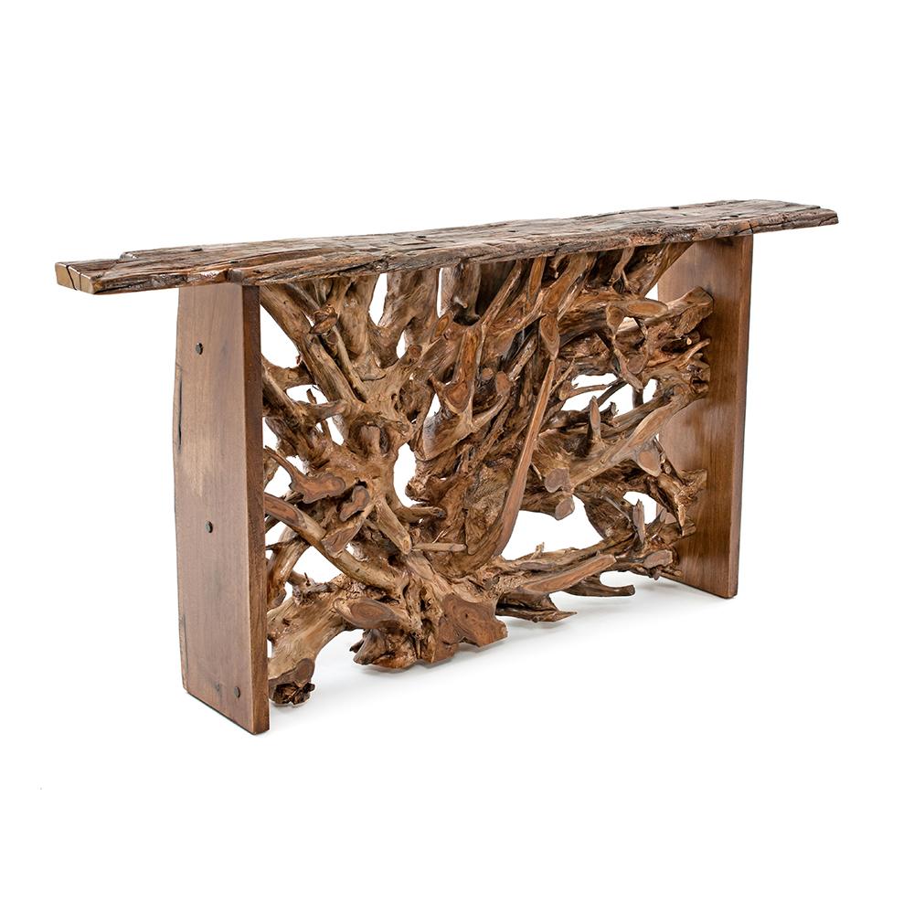 Austin Console Teakwood Table