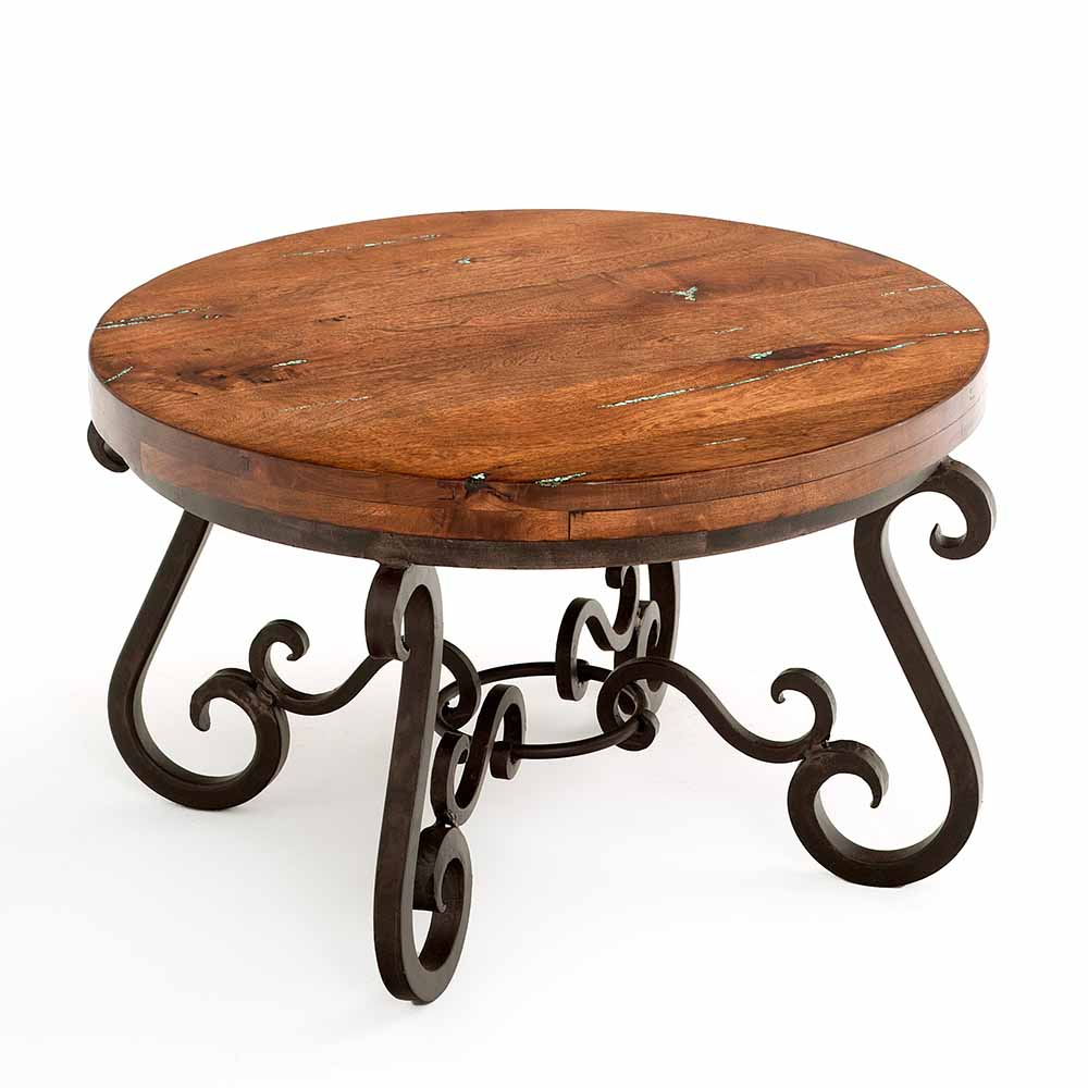 ... Mesquite Coffee Table ST1117 · Steel Traditions ...