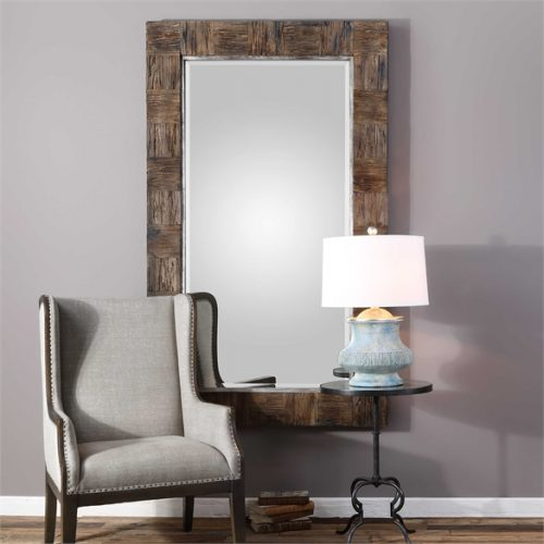 Barlow Rustic Mirror 09364