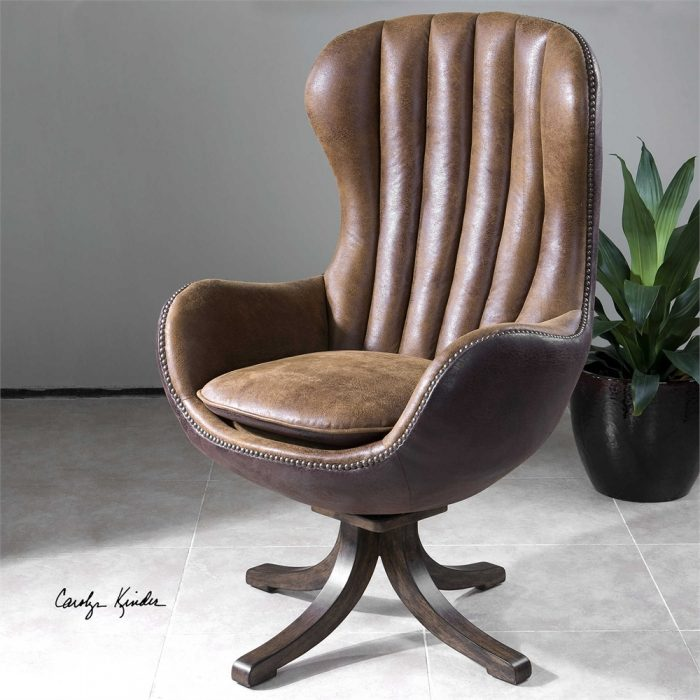 Garrett, Swivel Chair 23268