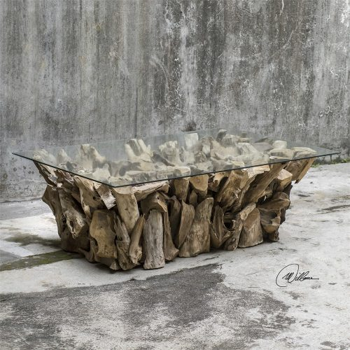 Teak Root, Coffee Table R25833