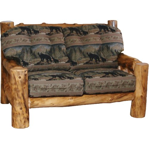 Aspen Log Frame Sofa HOF-ALL-SOFA