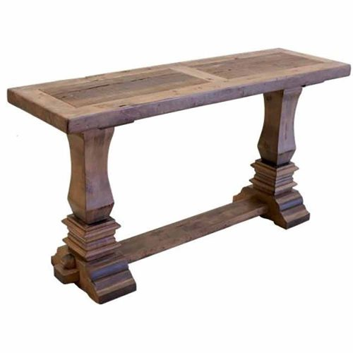 Farmhouse Sofa Table