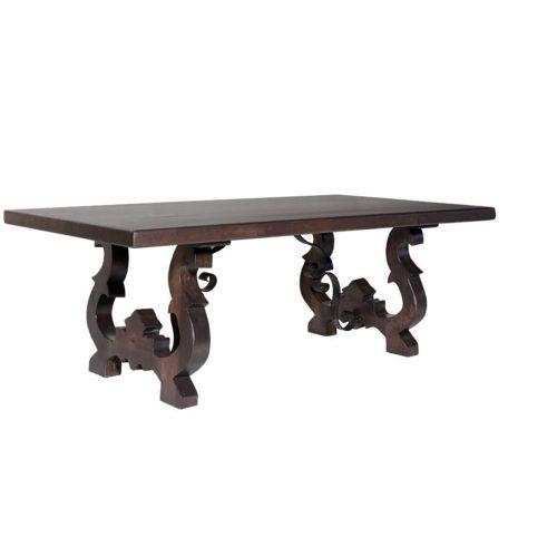 Giralda Urban Rustic Dining Table METO-84-ES