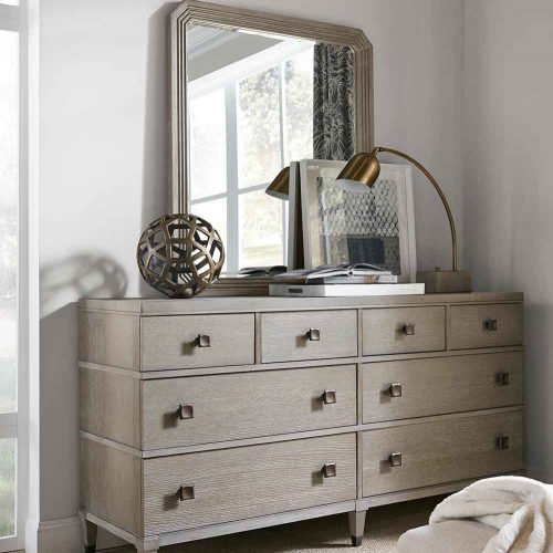 The Playlist 8 Drawer Dresser
