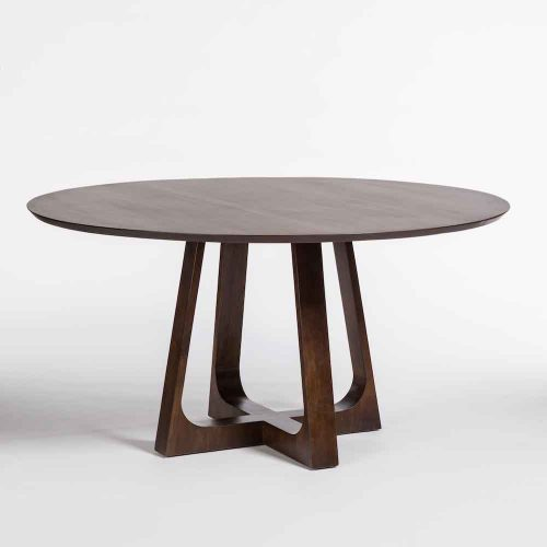 Havana 60″ Round Dining Table AT8907-RDE