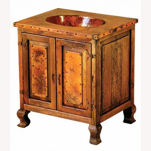 Copper 2 Door Vanity