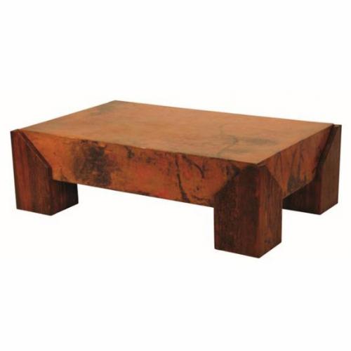 Tucson Copper Coffee Table