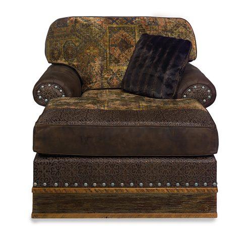Barn Wood Paighton Grace Lounge Chaise GG-131041-CHA Paighton
